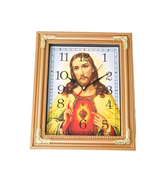 On Jesus Time Clock