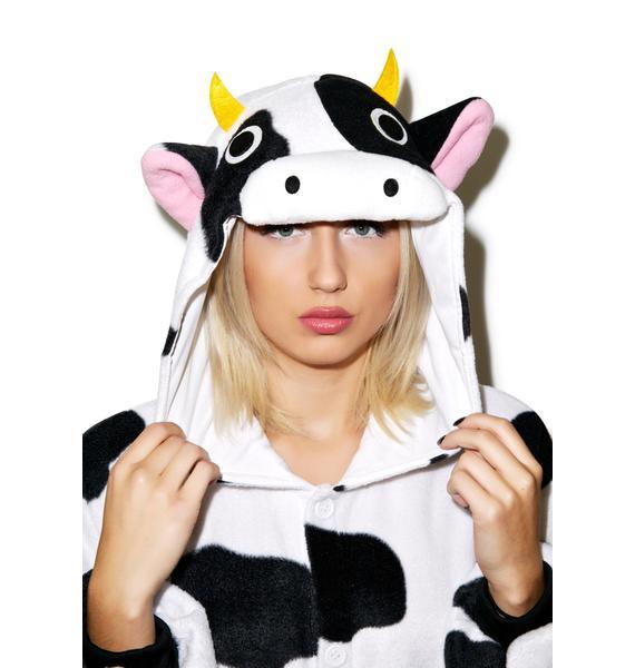 Sazac  Cow Kigurumi