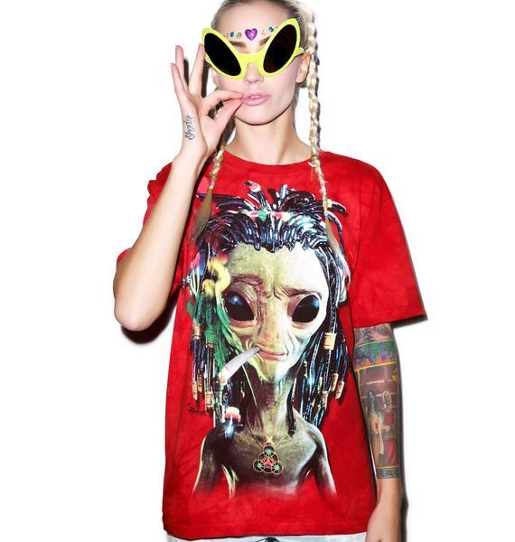 Jammin' Alien Tee