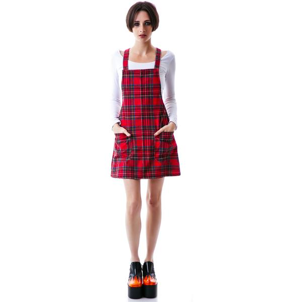 Mink Pink An Education Dress