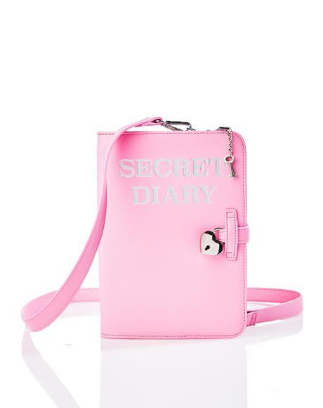 Secret Diary Purse