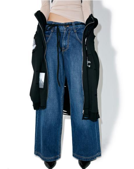 Classic Half Pipe Jeans