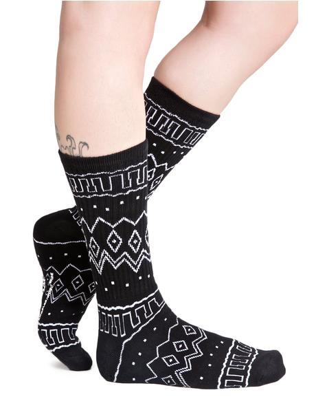 Baja Crew Socks