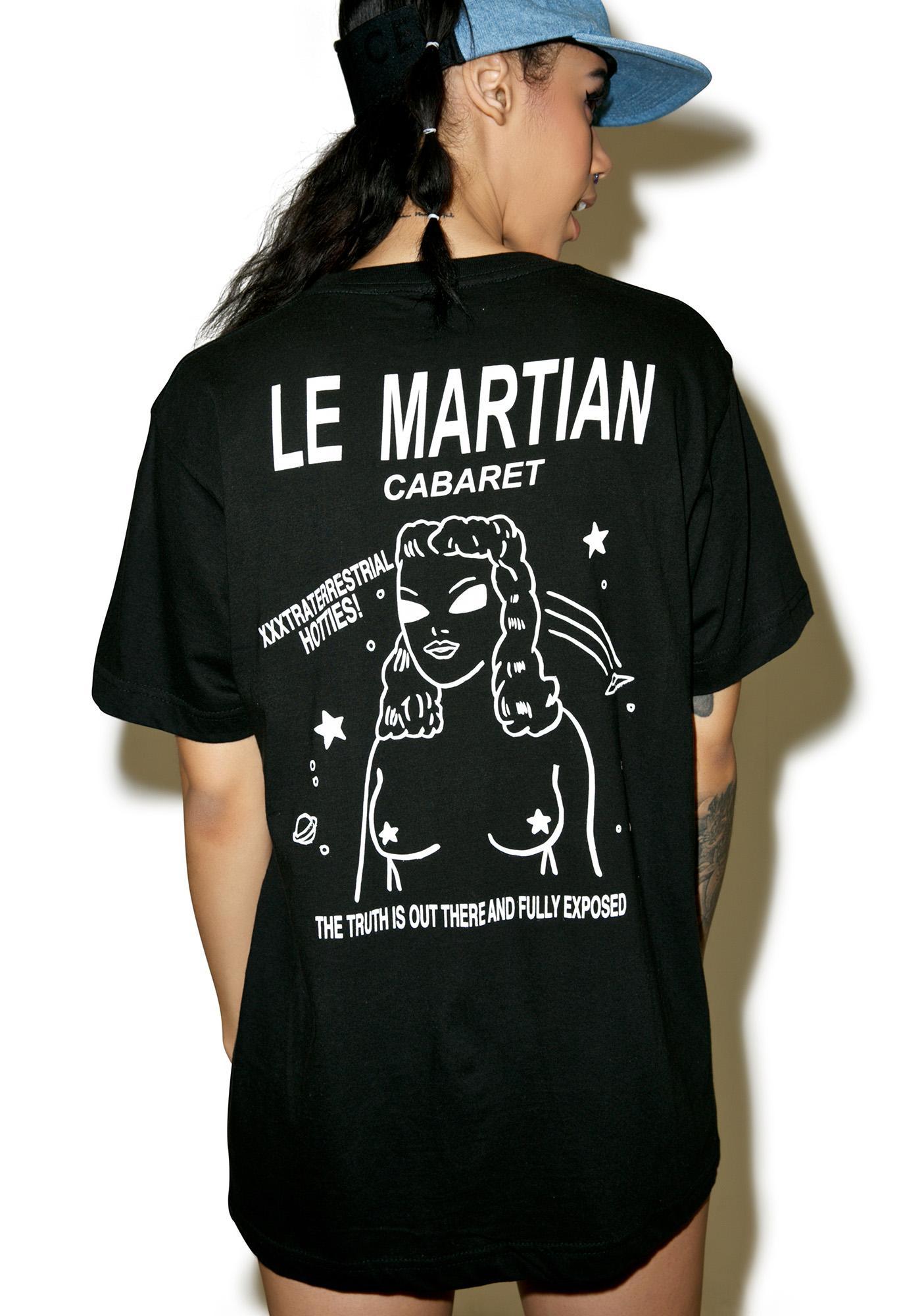 RIPNDIP Le Martian Tee