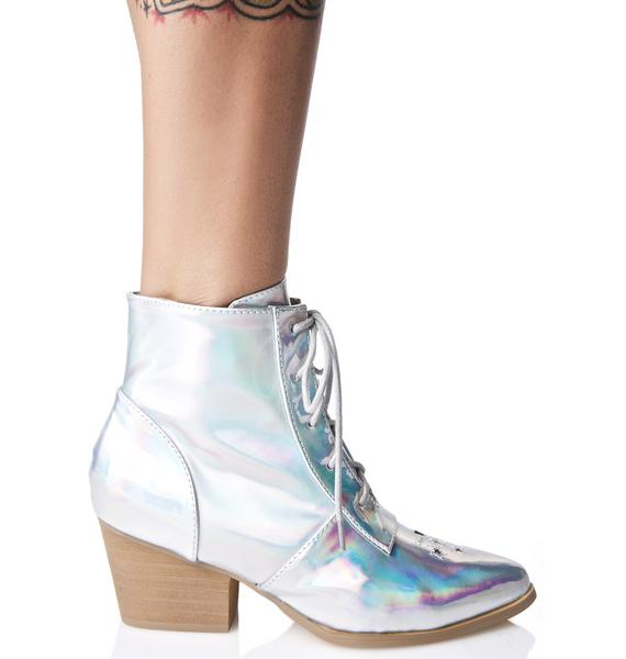 Y.R.U. Cosmic Aura Boot
