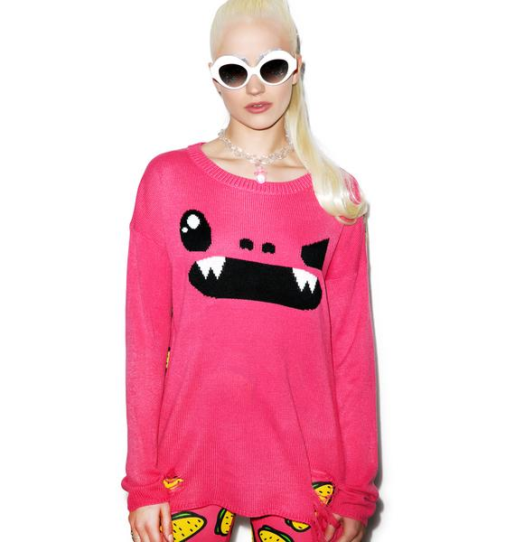 Iron Fist X So So Happy Taco Sweater