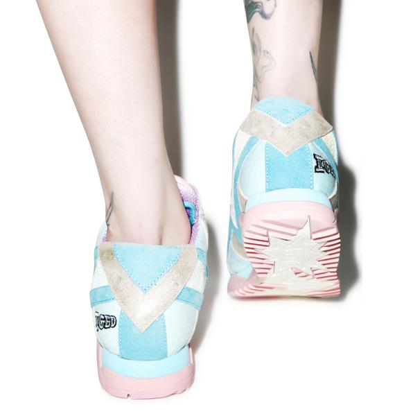 Irregular Choice Big Bolt Sneakers