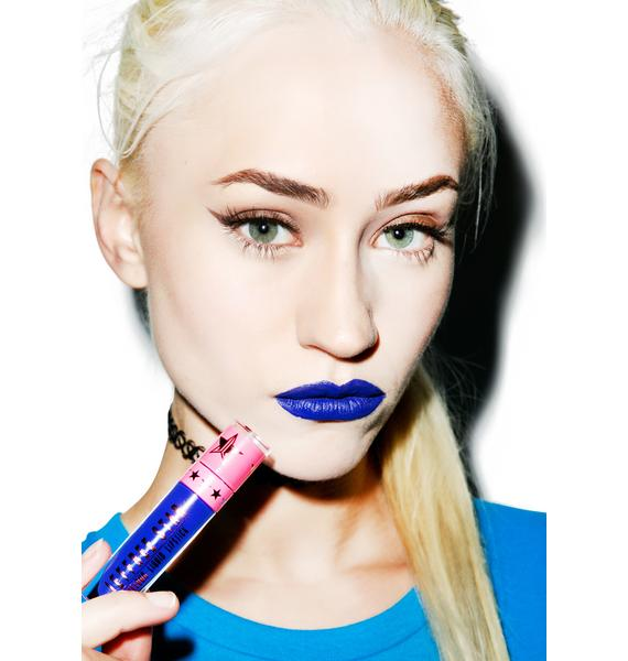 Jeffree Star Blue Velvet Liquid Lipstick