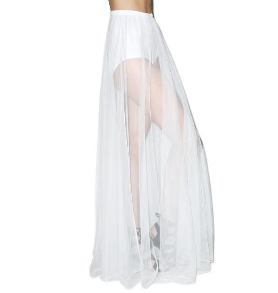 Full Of Grace Maxi Skirt