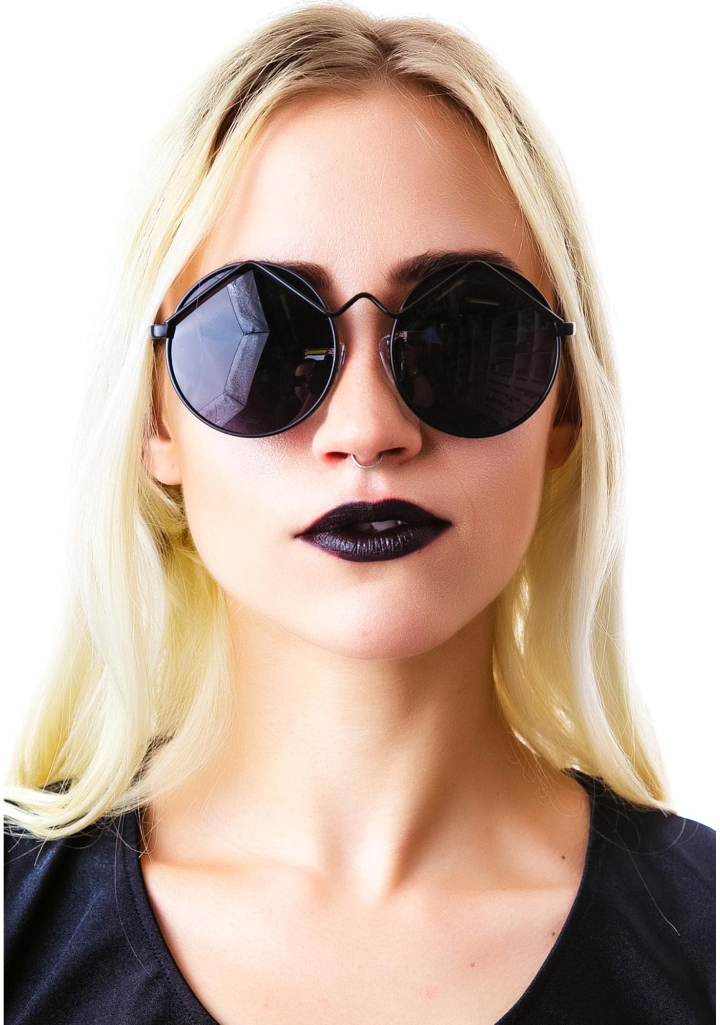 Mink Pink Wild Child Sunglasses