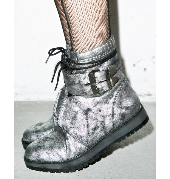 Space Newbie Boots