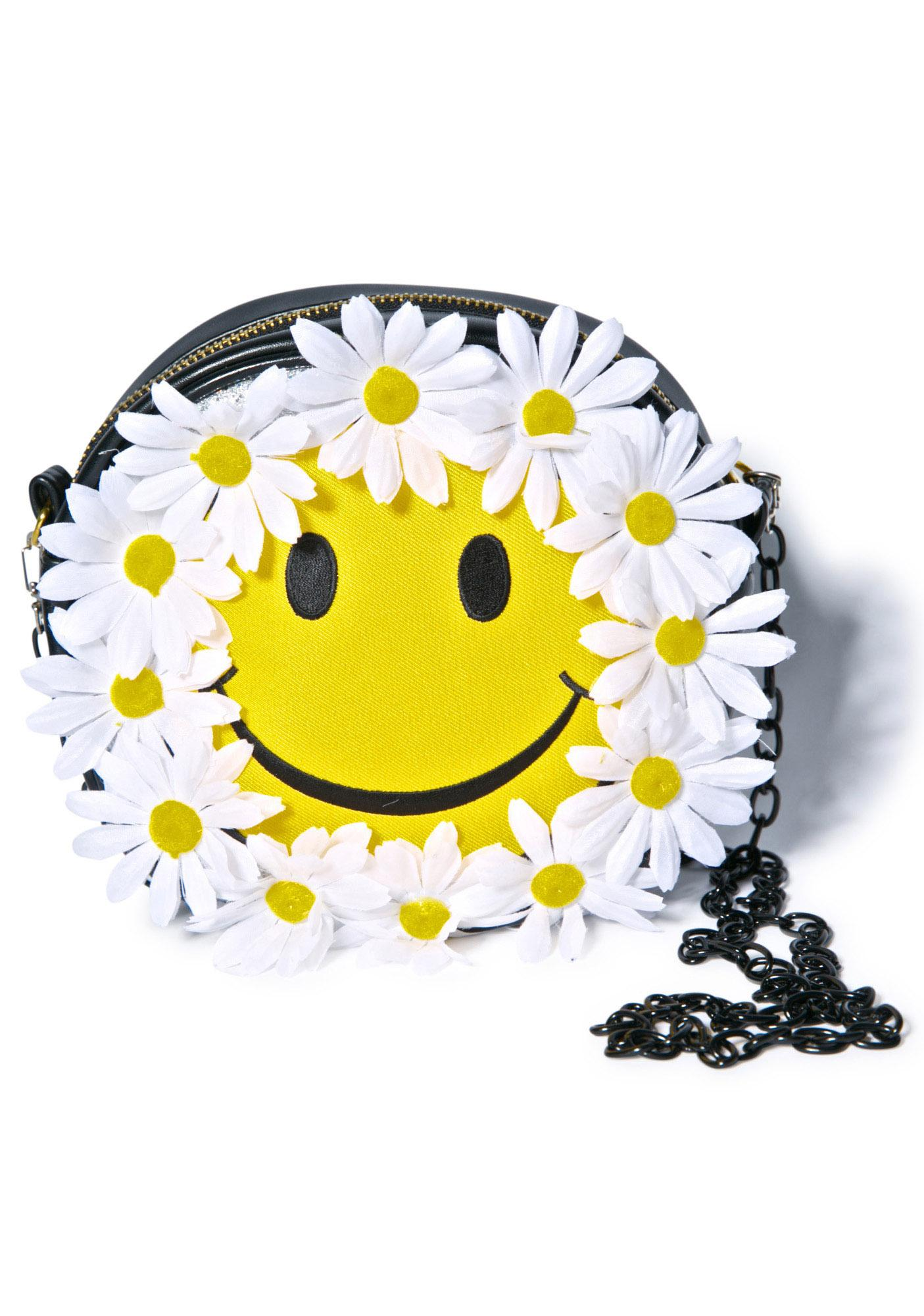 Smile Around Da Daisies Bag