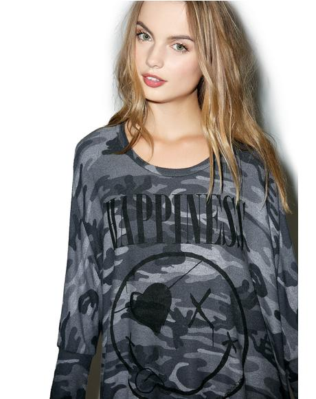 Mira Unhappiness Pullover