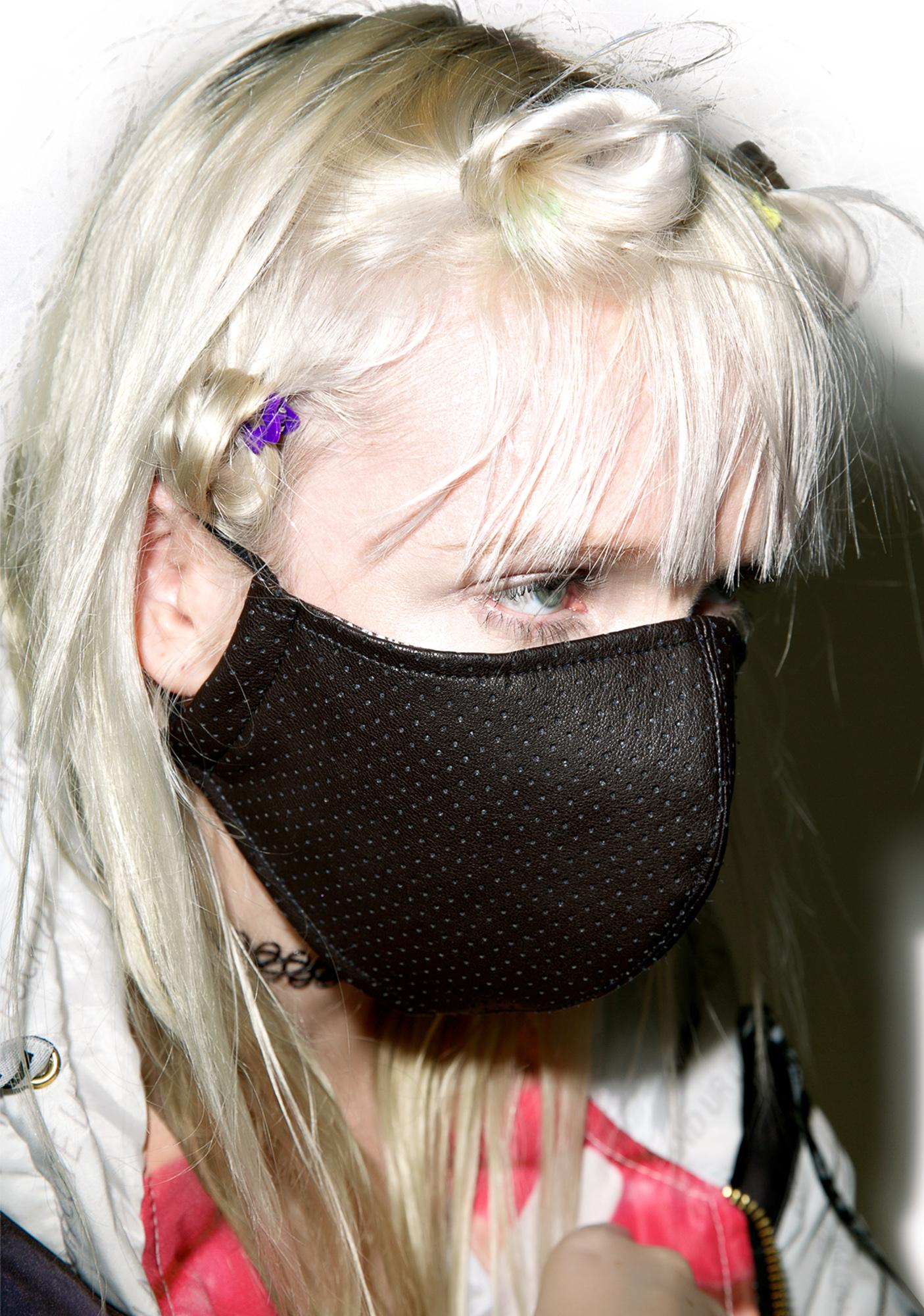 Hokage Face Mask