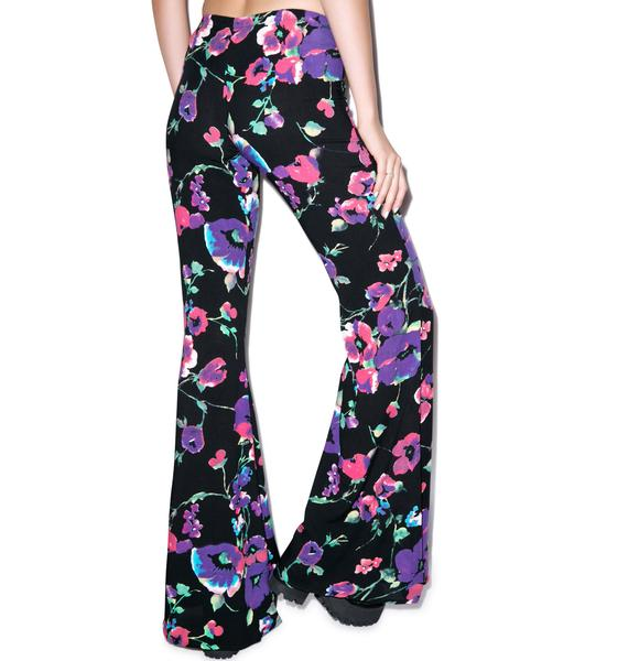 Indah In Bloom Bell Pants