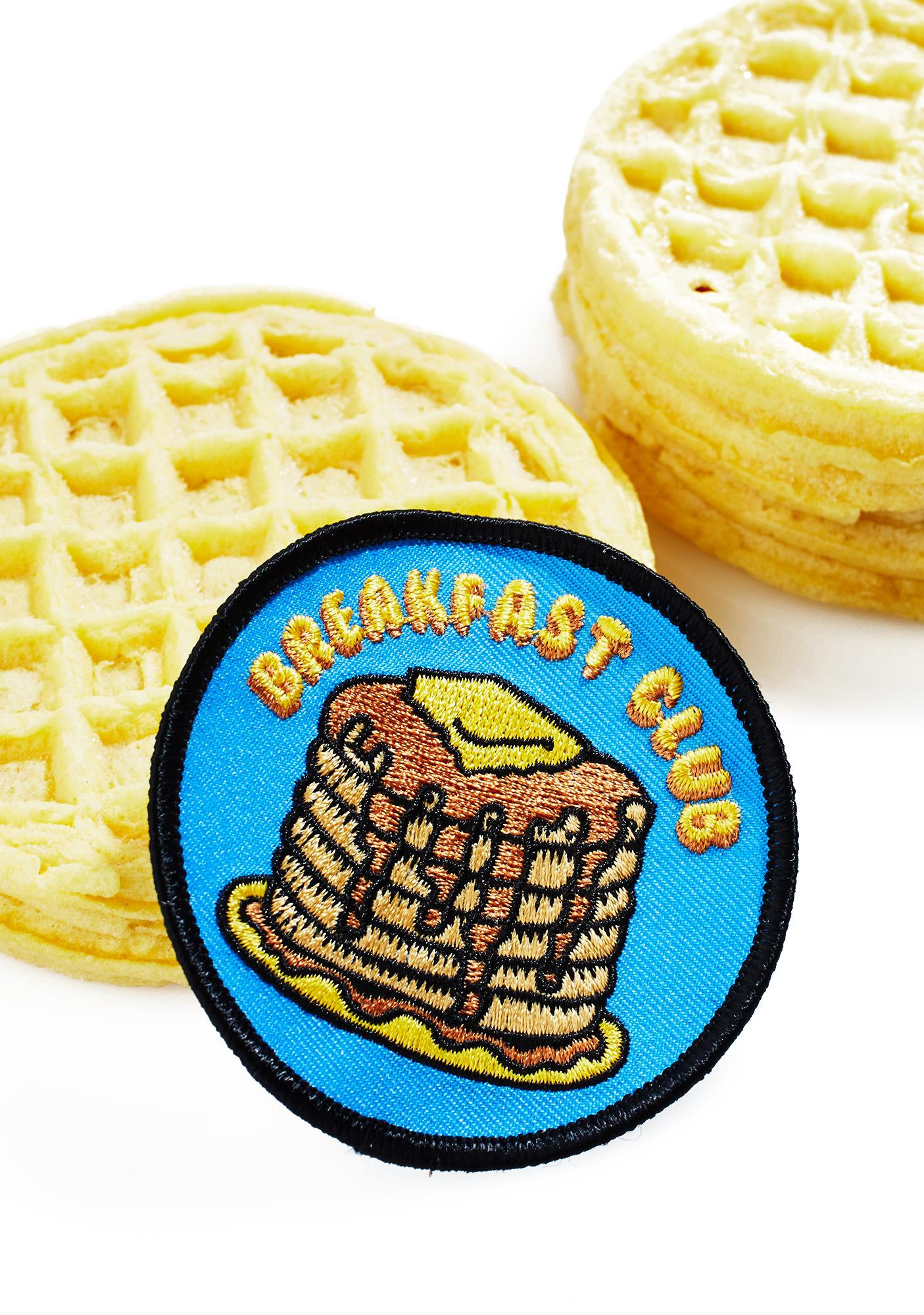 Breakfast Club Patch