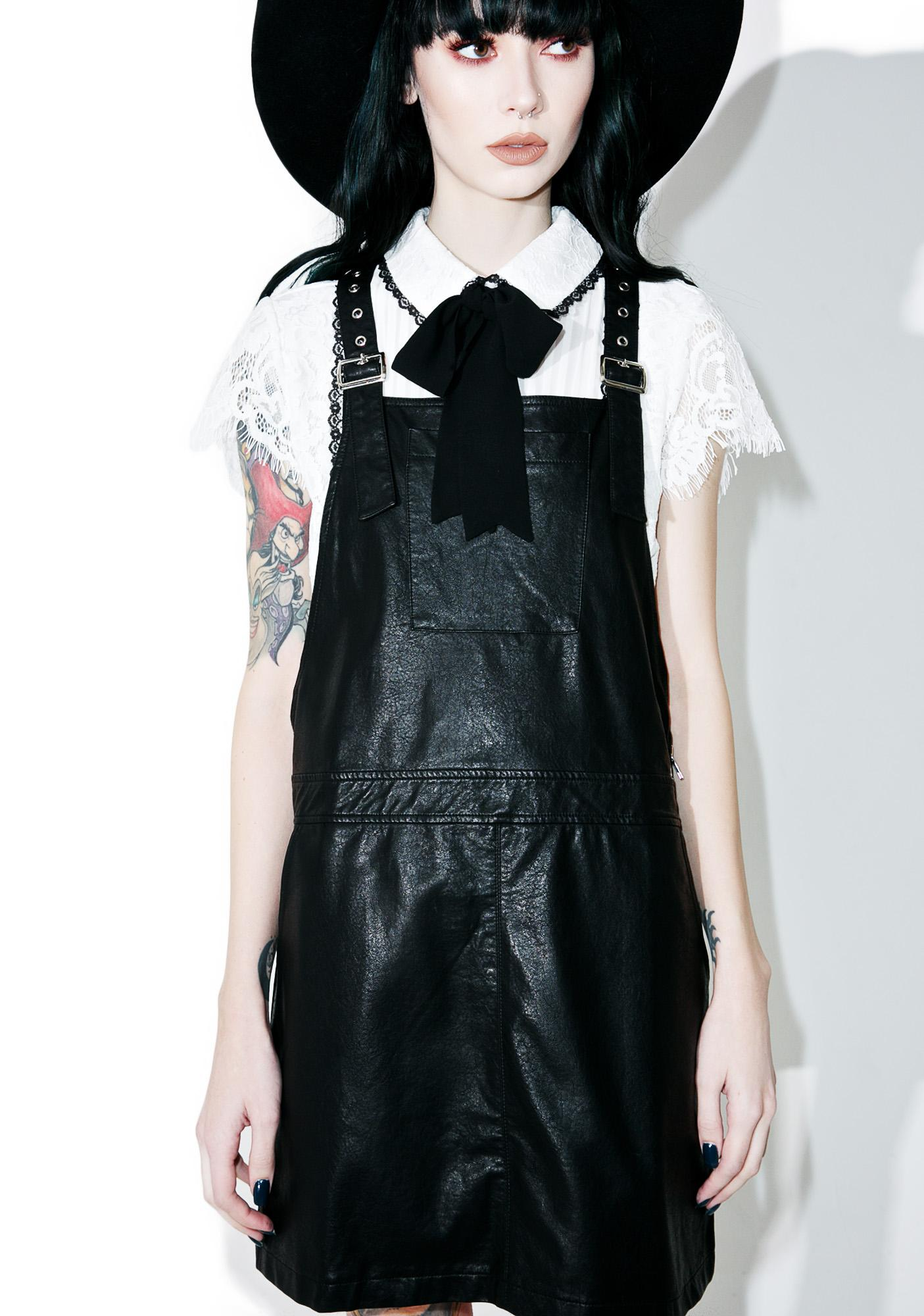 Ravenswood Overall Dress