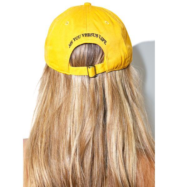 MeYouVersusLife Lemon Lit Cap