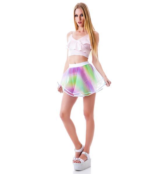 Castles Couture Bubblegum Skirt