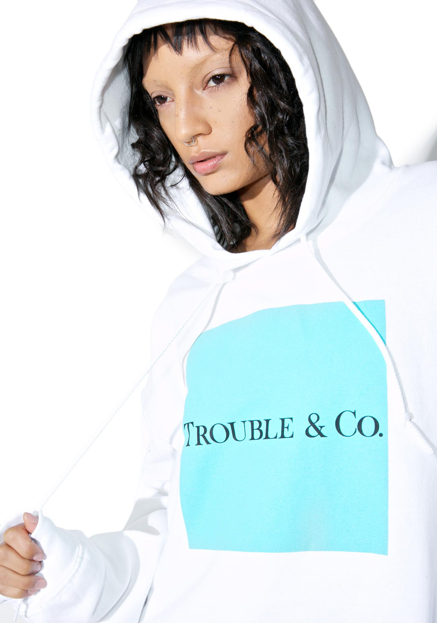HLZBLZ Trouble & Co Hoodie