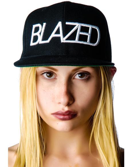 Blazed Snapback