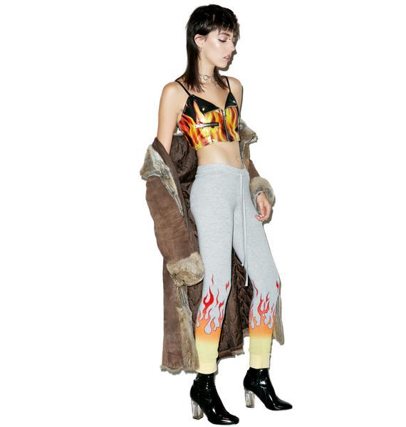 Lauren Moshi Loretta Classic Sweatpants