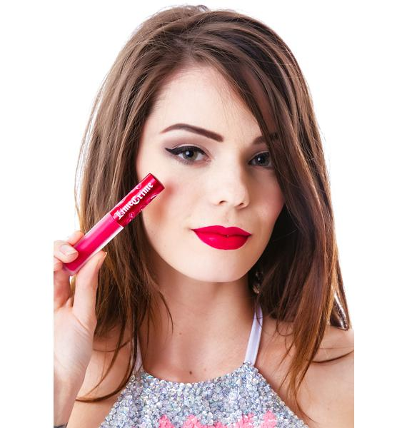 Lime Crime Pink Velvet Velvetine Liquid Lipstick