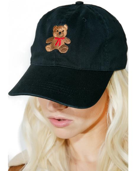Teddy Bear Dad Hat