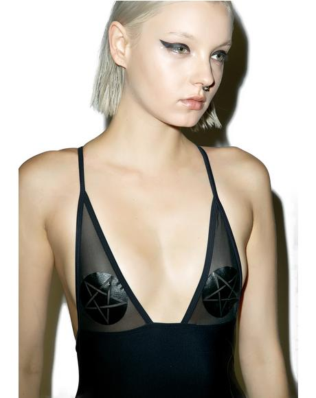 x Dolls Kill Intentions Bodysuit