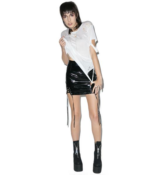 The Trash Rack Pact Mini Skirt