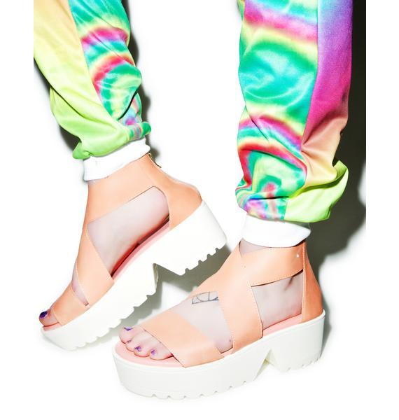 Dainty Darla Sandals