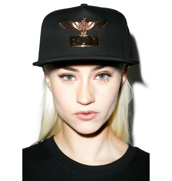 BOY London Black Eagle Boy Hat