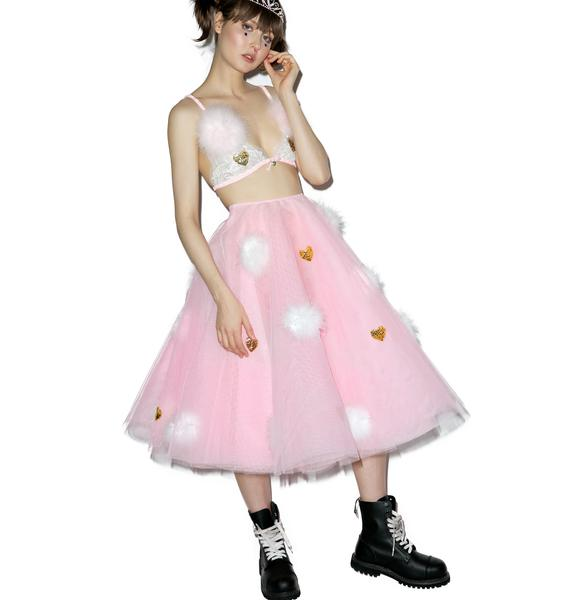 Dyspnea Fairytulle Skirt