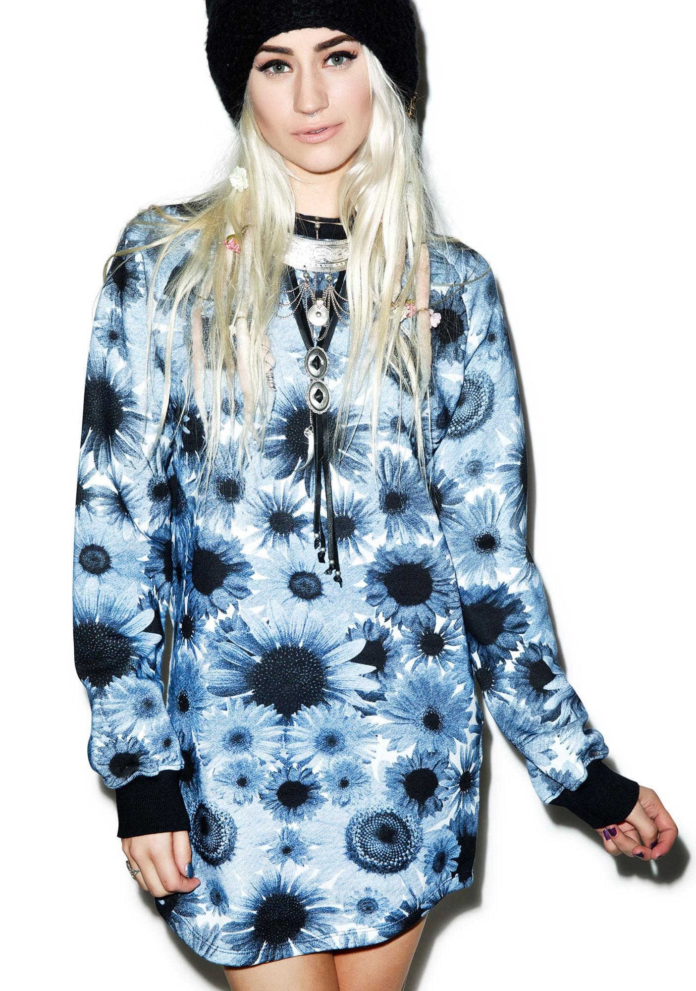 Motel X-Ray Floral Suria Dress