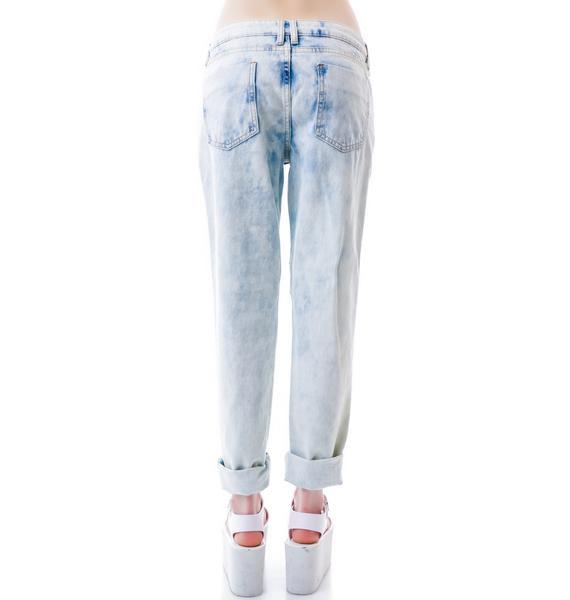 Destroy Me Boyfriend Jeans