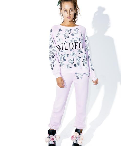 Wildfox Couture WF Garden Kim's Sweater
