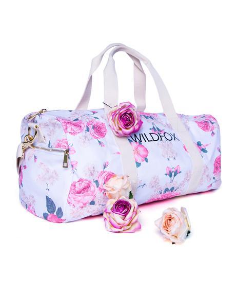 Austen Rose Gym Bag