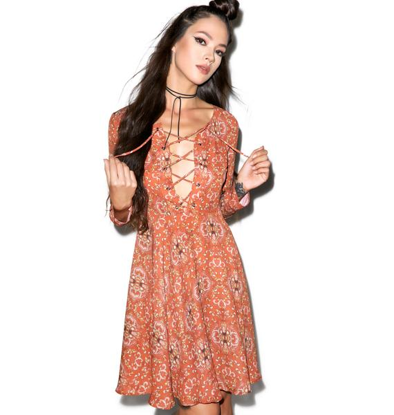 Glamorous Love Me or Haight Me Dress