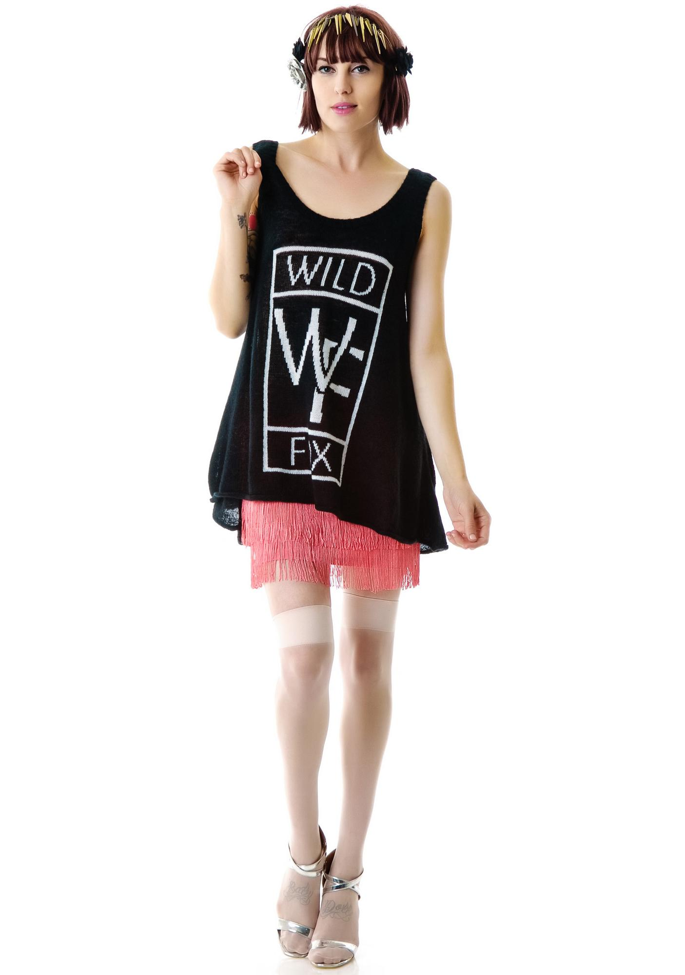 Wildfox Couture Fancy Car Summerlake Tank