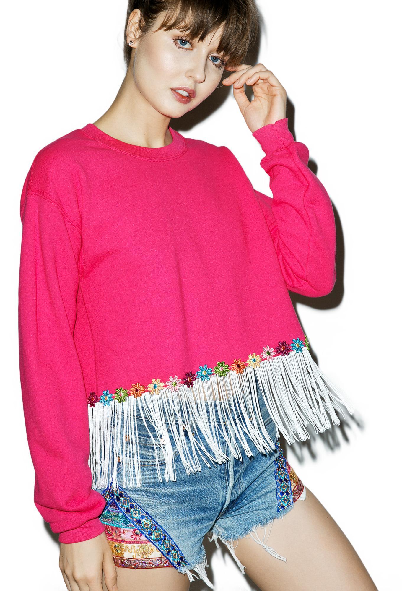 Rag Doll Barres Sweatshirt