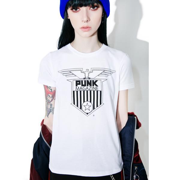 Tripp NYC Punk Emblem Tee