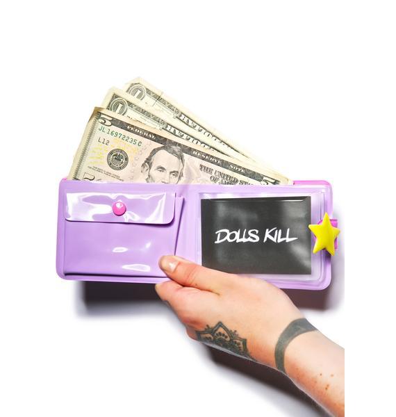 Sanrio Pastel Pop Hello Kitty Wallet