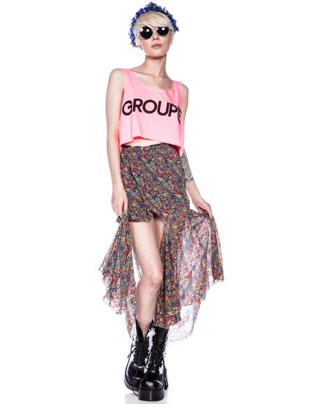 Groupie Crop Top