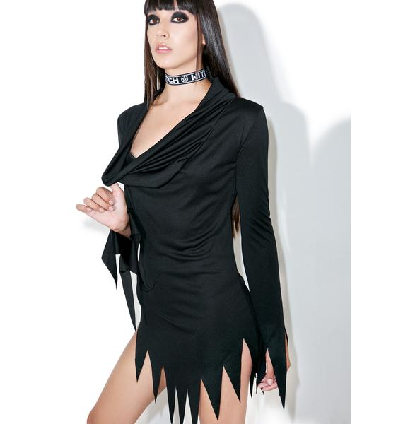 Bitchy Witch Dress