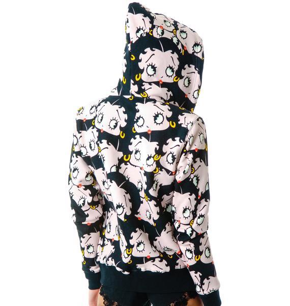 Joyrich Betty Boop Hoodie