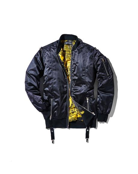 Last Hope Bomber Jacket