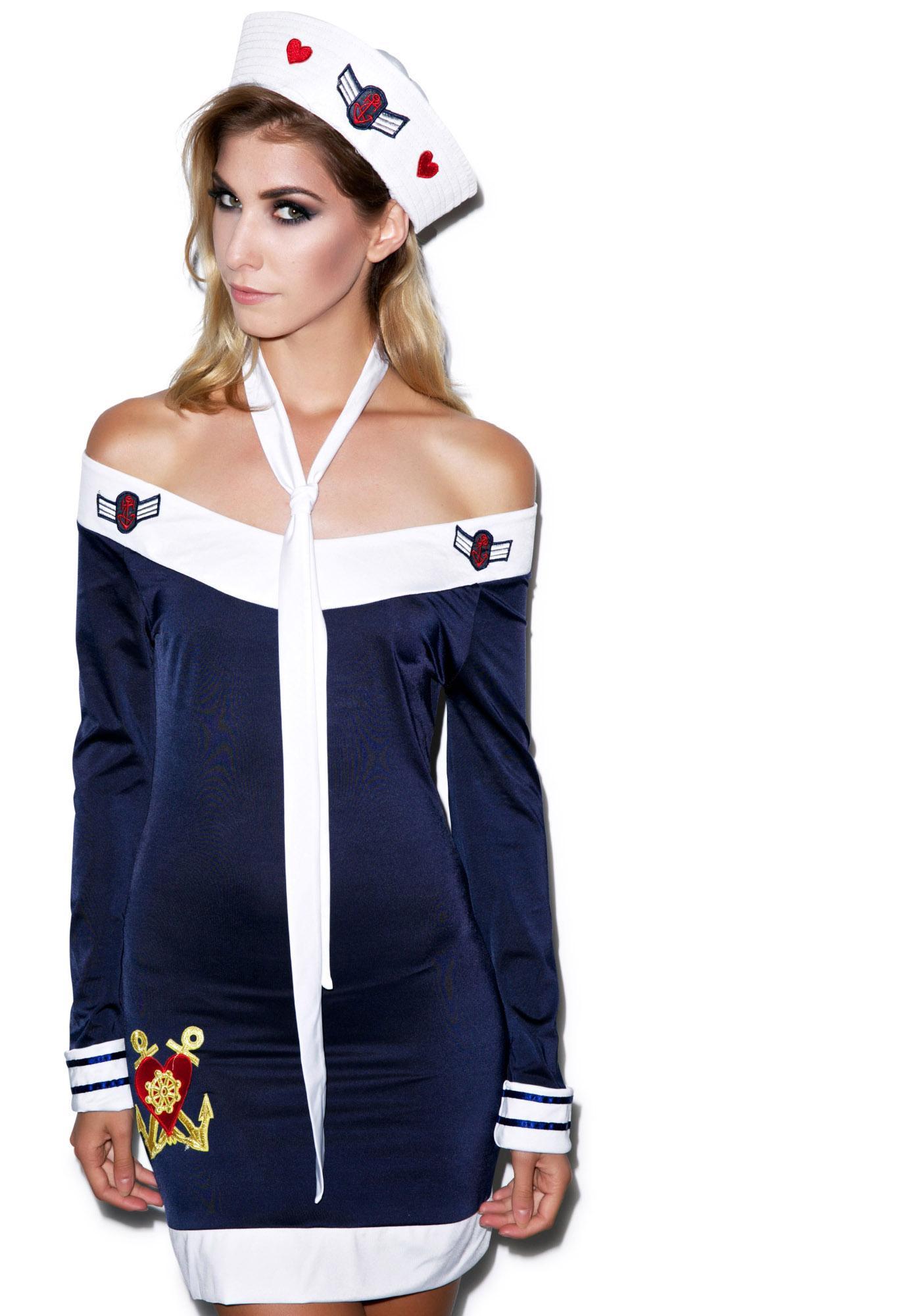 Naval Victory Costume