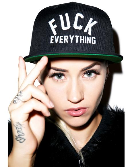 Fuck Everything Hat