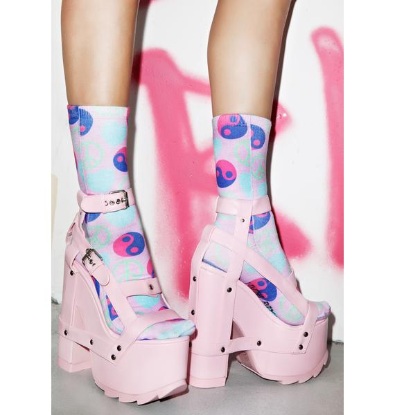 Piece Of My Love Socks