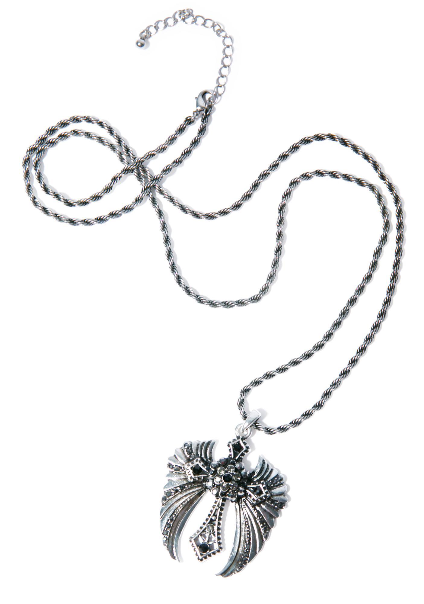 Darkened Souls Necklace